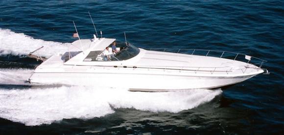 1991 SEA RAY SUPER SUN SPORT 630